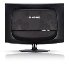 Samsung 2233SW back