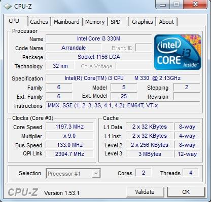 core-i3-CPUZ