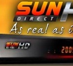 Sun Launches Sun Direct HD, India's First HD DTH Service
