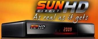 Sun Direct HD DTH