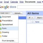Create Surveys Through Google Docs