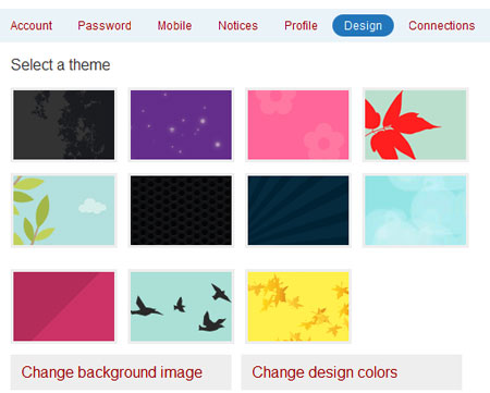 change-background