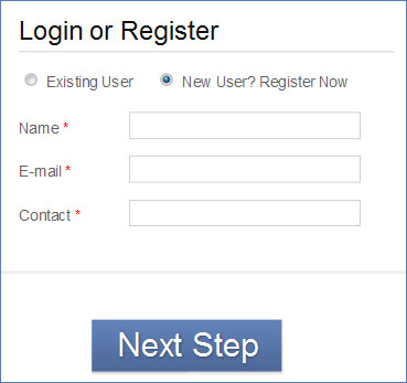 SignIn or Register