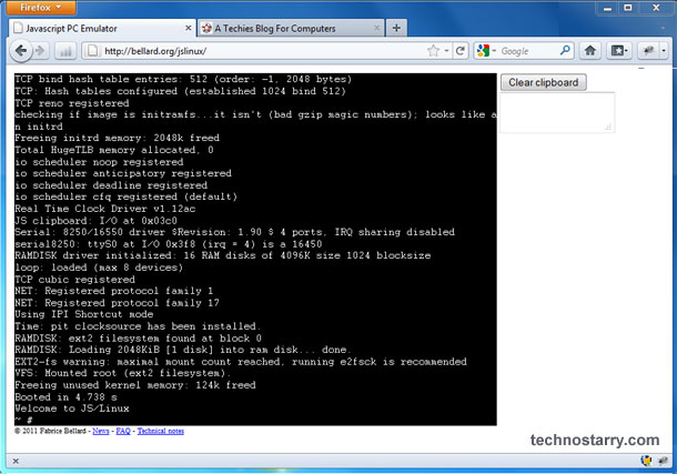 Learn Linux Command by Running them Directly in a Web Browser