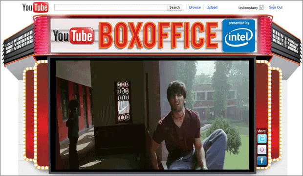 youtube boxoffice