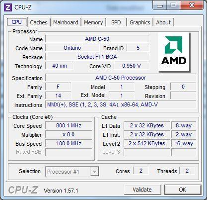 amd fusion brazos CPUZ