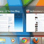 How to Enable Preview Of Chrome Tabs In Windows 7 Taskbar