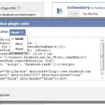 Get the New HTML5 Code for Facebook Like Box And Other Social Plugins