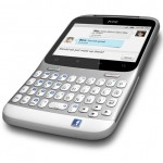 Closer Look at HTC ChaCha – The Facebook Phone