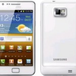 White Samsung Galaxy S II Arrives – Check Out Photos and Prices