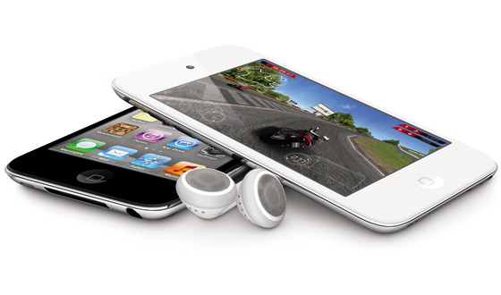 new ipod touch 2011
