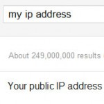 How to Quickly Find Your IP Address Using Simple Google Search