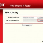 How to Clone Computer MAC Address to a Router