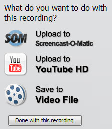 online screencast record