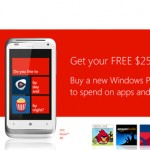 New Windows Phone Owners Can Get Free Apps Worth $25