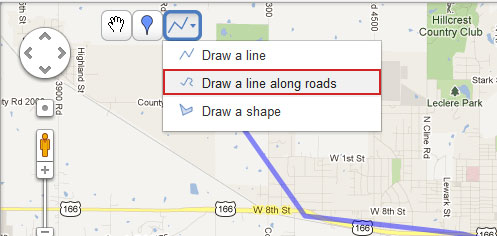 How To Create Custom Routes In Google Maps