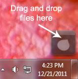 droplr app