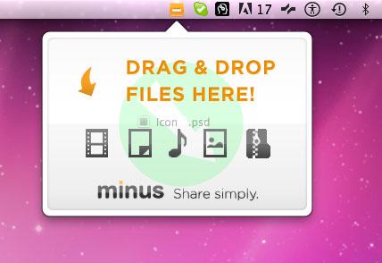 minus desktop app