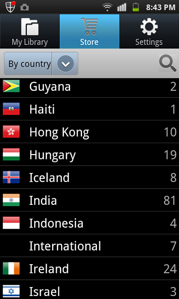 pressreader countries