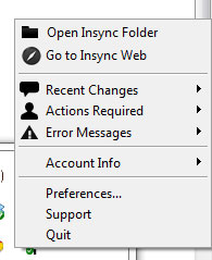 insync client
