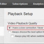youtube video playback