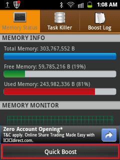 memory booster