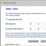 How to Configure OpenDNS and Google Public DNS for Wi-Fi Routers