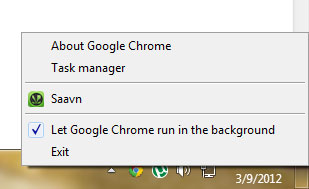 fix chrome
