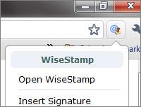 Wisestamp icon