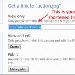 get short link