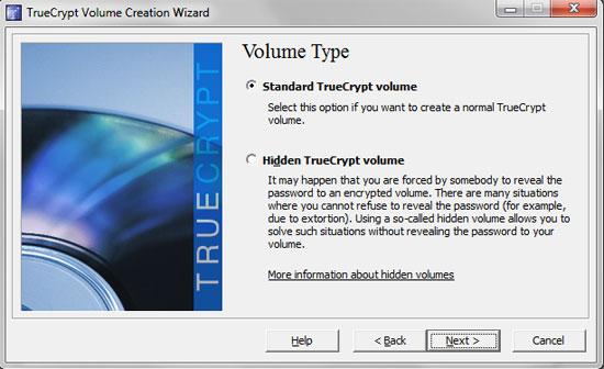 standard volume