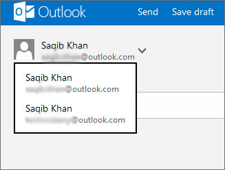 Outlook Alias