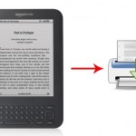 How to Print Pages from eBooks and eBook Readers