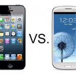 iPhone 5 vs. Galaxy S3