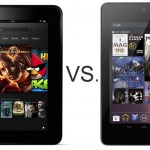 Kindle Fire HD vs Nexus 7