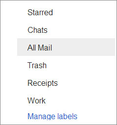 all mails