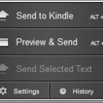 How to Send Any Web Content to Kindle Using Firefox & Chrome
