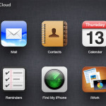 Backup/Restore Contacts, Mails, Calendars on your iPhone Via iCloud