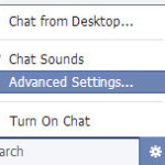 How to Turn On/Enable Facebook Chat for Only Selected Friends