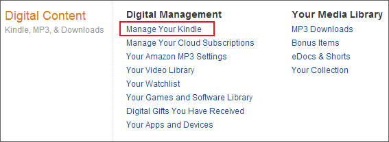 How to Delete or Remove a Book From Your Kindle Library