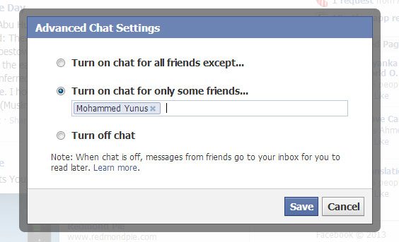 turn-on-chat fb
