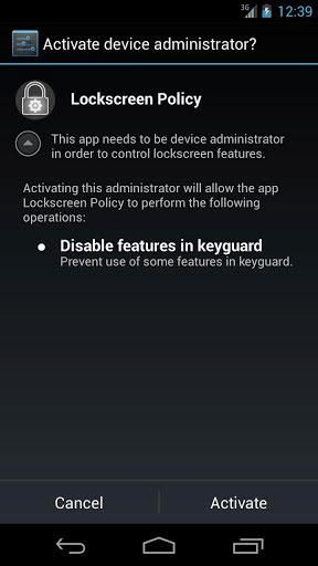 lockscreen-app