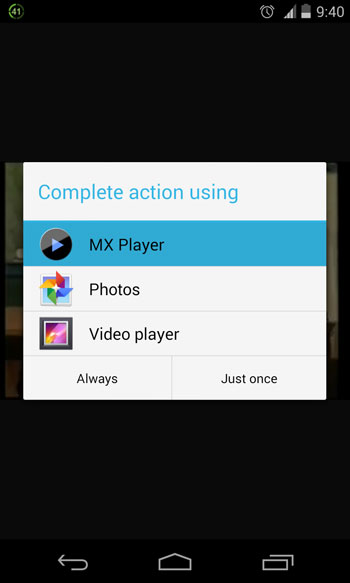 Change Default Apps on Android: Everything about File Type Associations