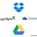 Pricing Comparision: Dropbox vs Google Drive vs OneDrive vs SugarSync