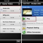 Stream video Airplayit