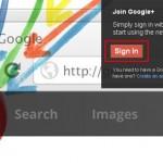 Sign up Google plus