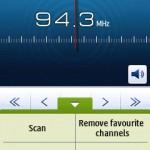 samsung wave radio
