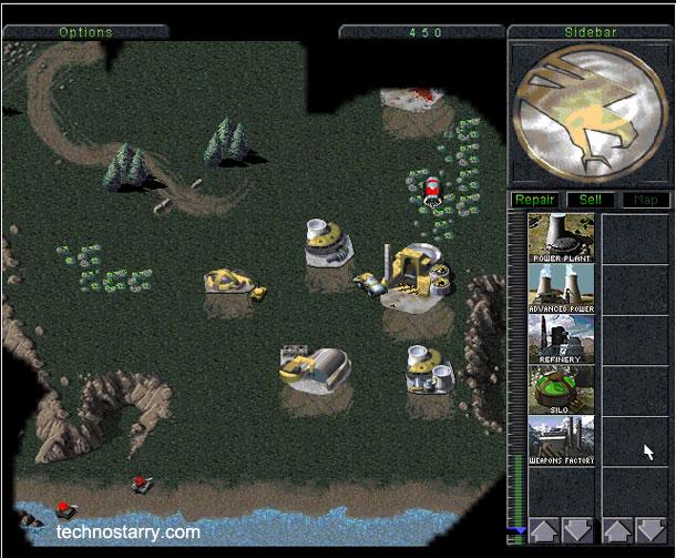 Command & Conquer – Offizielle EA-Website