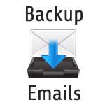 backup emails